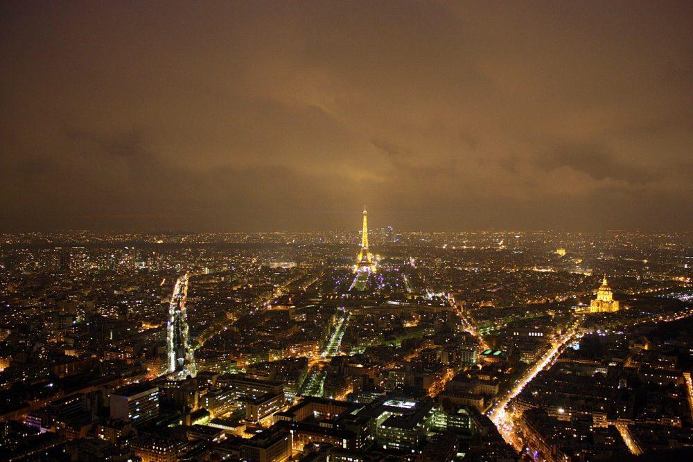 Vista da Montparnasse