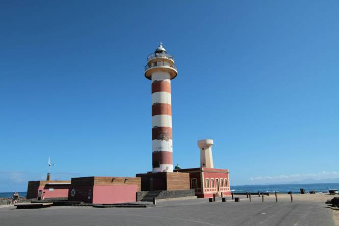 El Tostò lighthouse