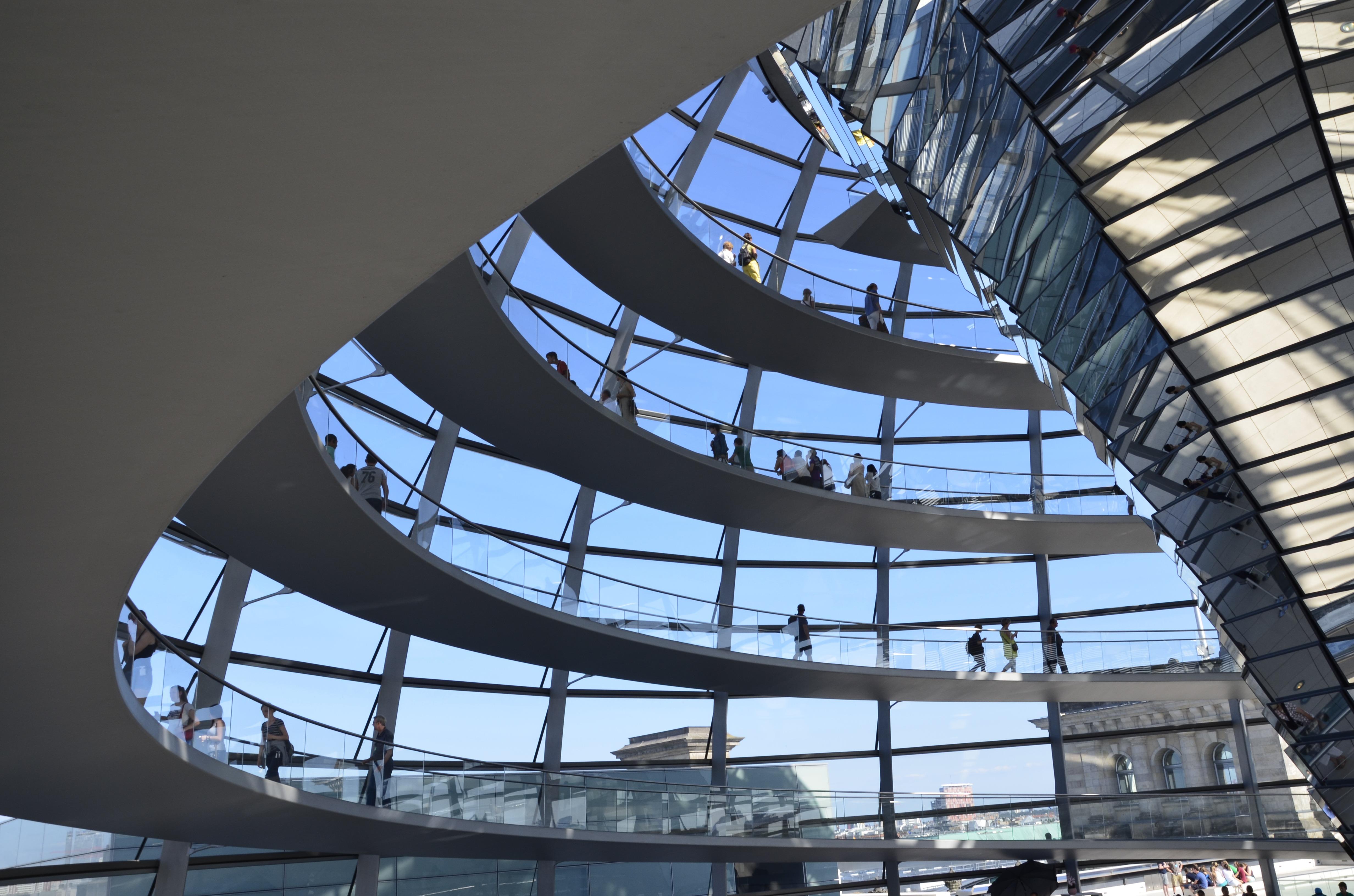 Cupola Parlamento