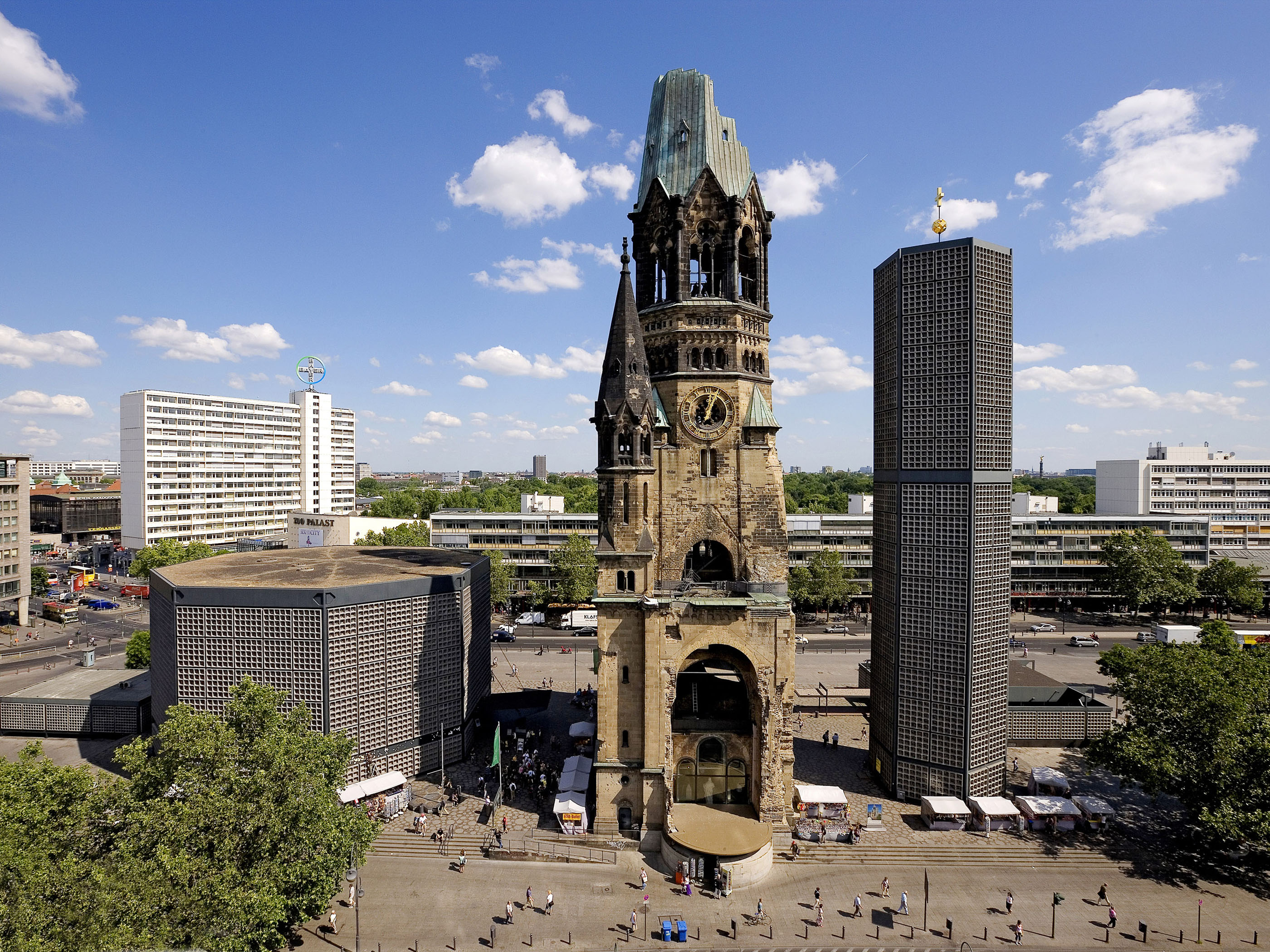 Berlino-Kaiser-Wilhelm-Memorial-Church