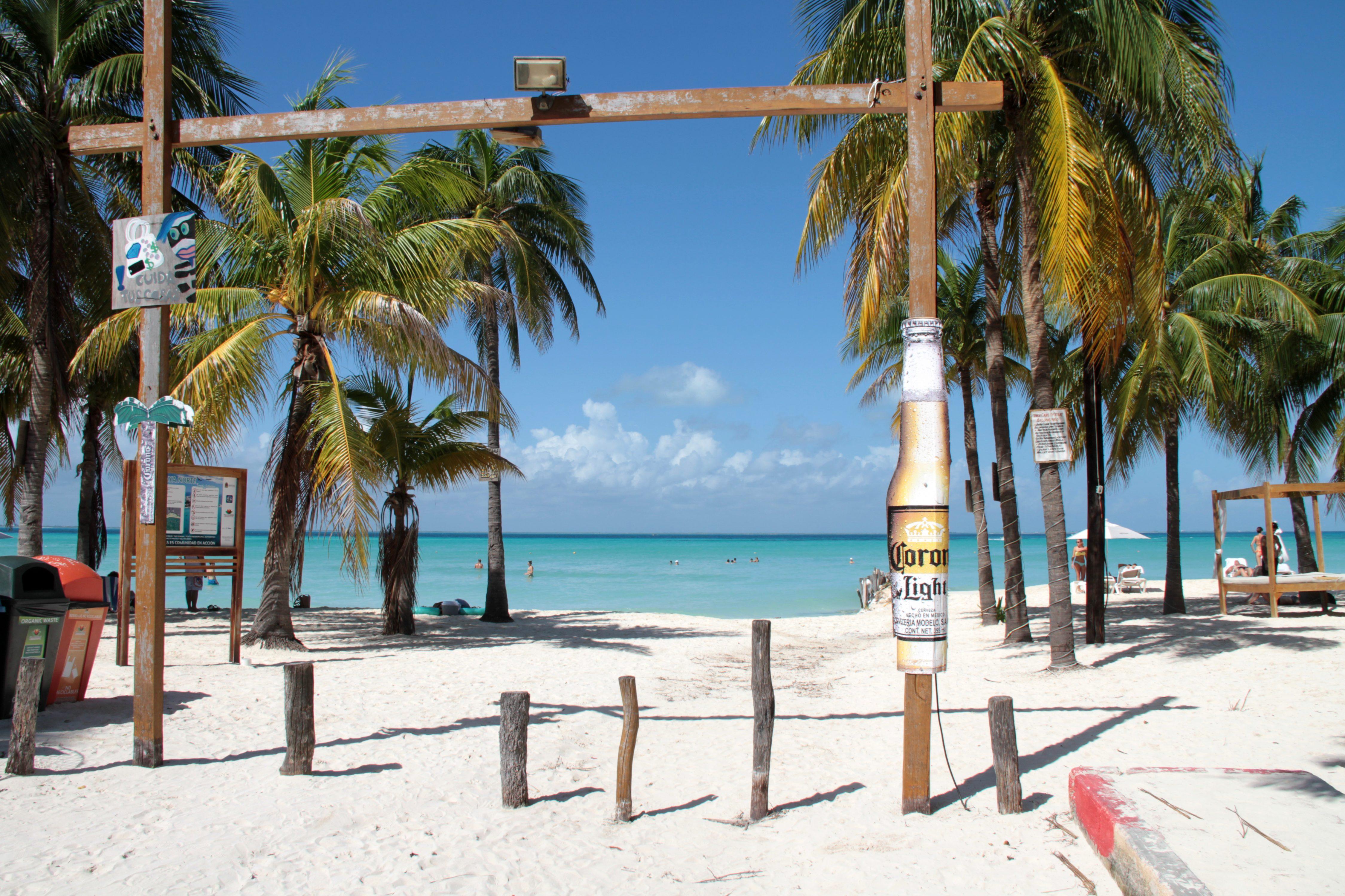 Playa Norte - Isla Mujeres