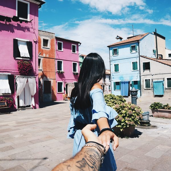 One day in the colorful Burano