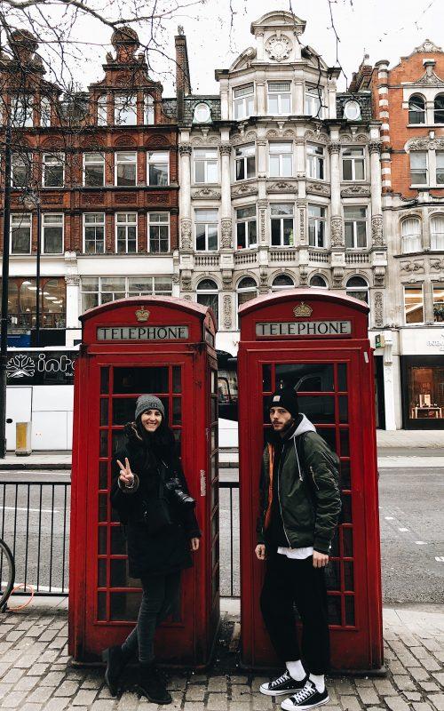 Seconda volta a Londra