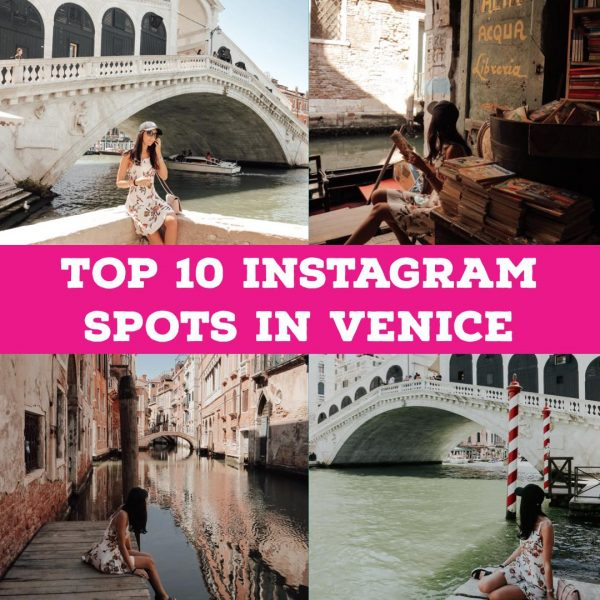 Top instagram spots in Venice